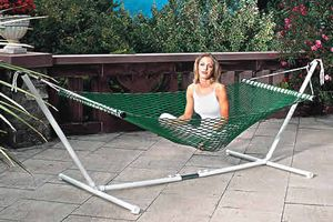 "Article 40006-01 with hammock stand ""Easy stand"""