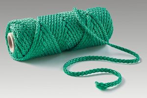 braided cord, rope, huck quality